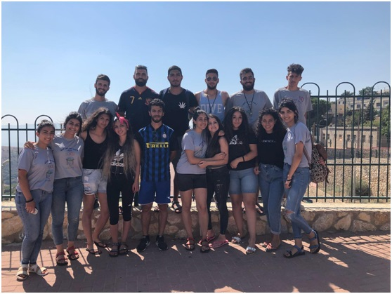 קייטנת קייץ כסרא סמיע - مخيم صيفي كسرى سميع 2018