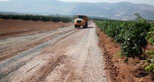 דרכים חקלאיות - شوارع زراعية