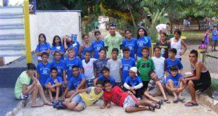 مخيم صيفي 2011