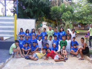 مخيم صيفي في طمرة 2011